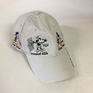 Walt Disney World Steamboat Mickey Mouse Hat